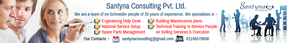 Santyna Consulting - We create system and process.